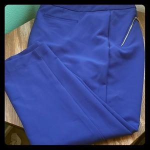 Worthington Women Pants with Zipper Accent SZ 22W